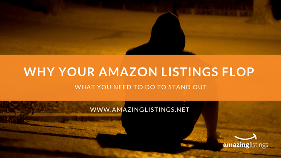 Amazon Listings Not Showing Up? Here's Why and How To Fix It!